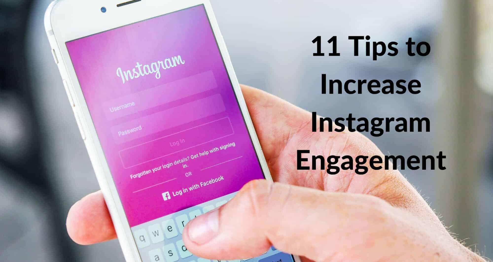 Increase Instagram Engagement