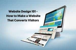 How To Make A Website That Converts Visitors