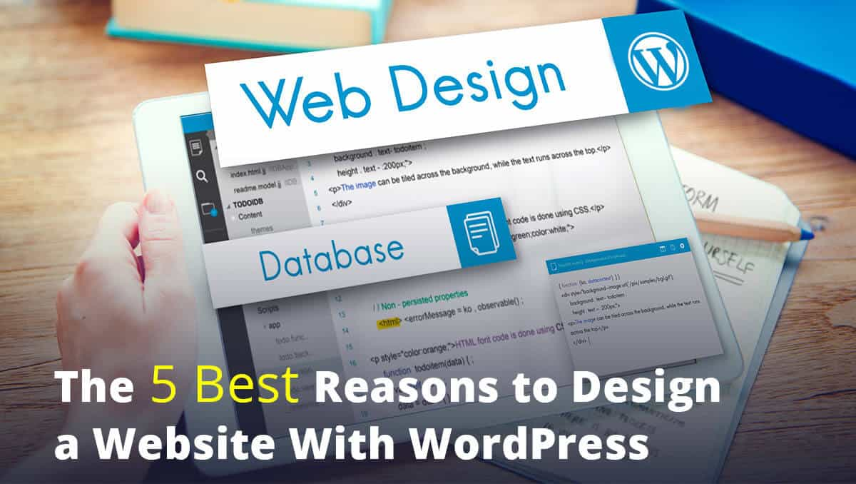 Design A Website With Wordpress
