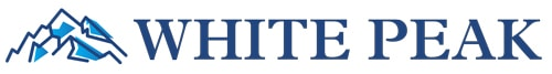 White Peak | Digital Marketing Logo